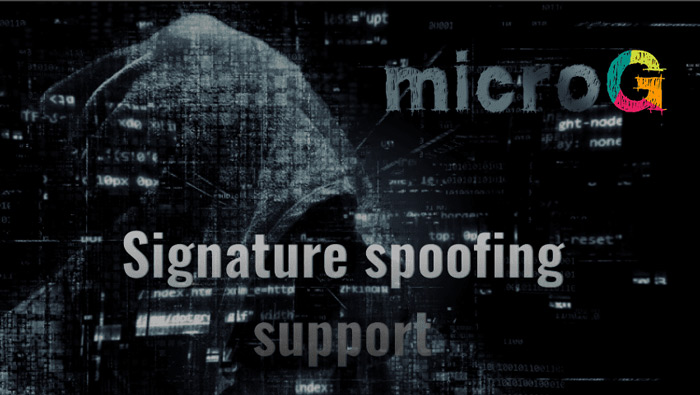سیگنچر اسپوفینگ / Signature Spoofing