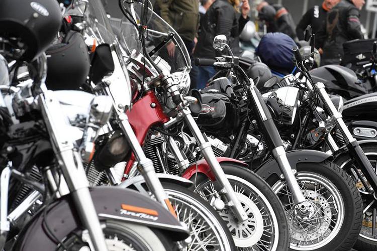 چین آمریکا جنگ تجاری تعرفه خودرو موتورسیکلت