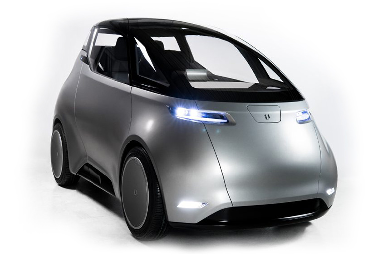 Uniti one city car