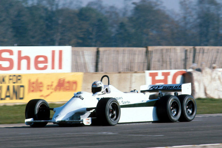 FW07D F1 Williams