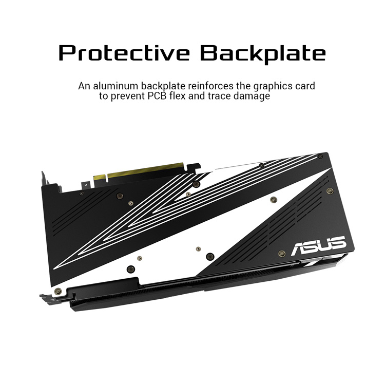 Asus Protective Backplate