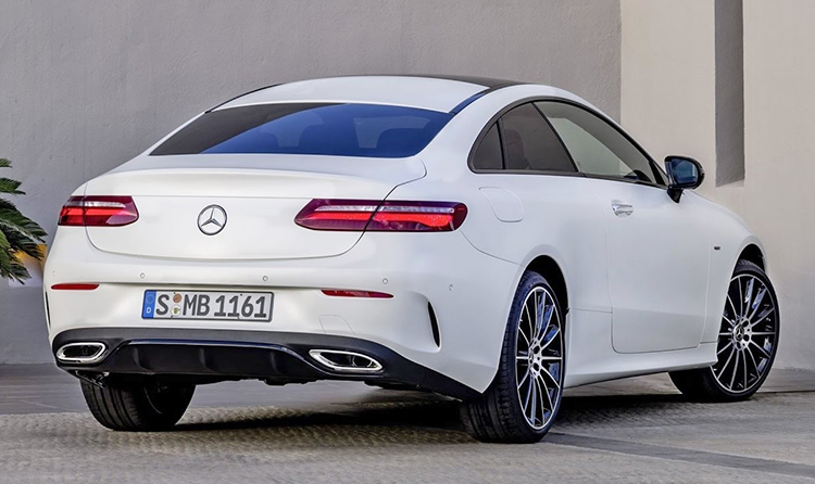 Mercedes Benz E53 coupe