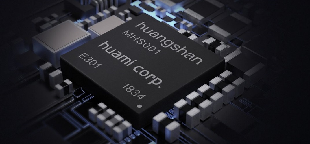Huami Wearable Chip