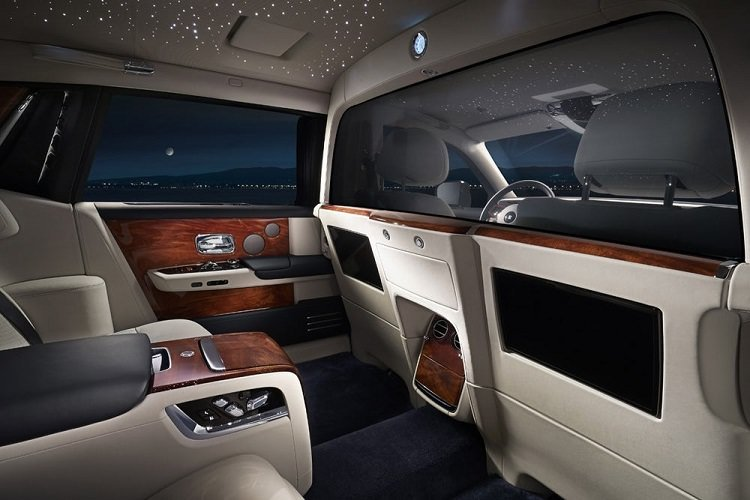Rolls-Royce Phantom / رولزرویس فانتوم