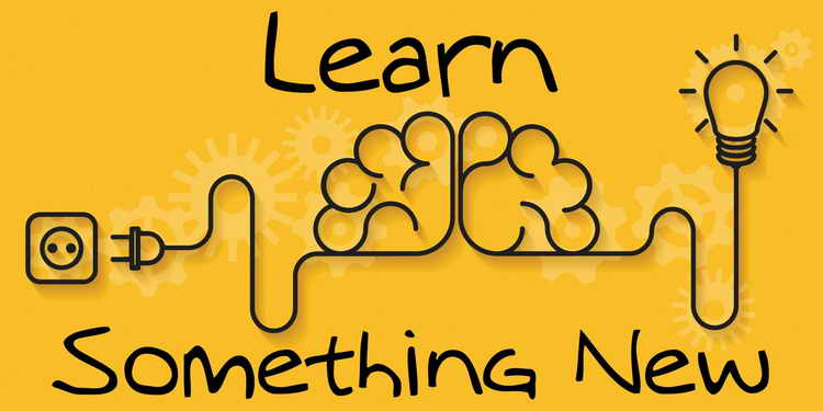 Try Learning Something New