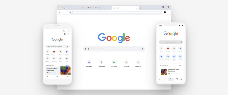 گوگل کروم 69 / Google Chrome 69