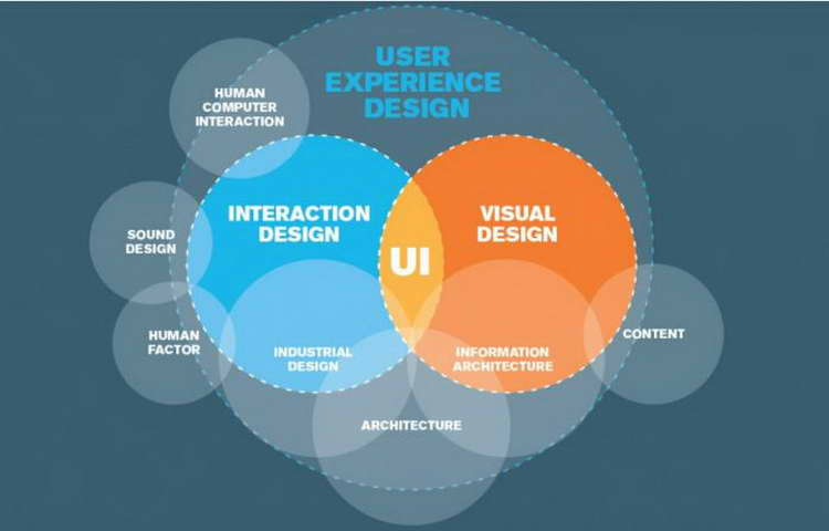 difference between IA and UX