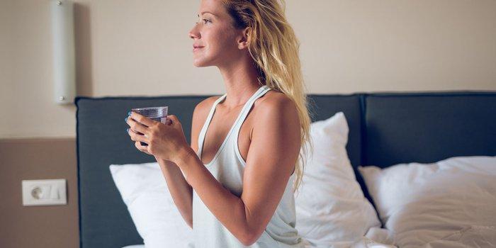 روتین صبحگاهی / morning routine