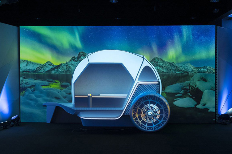 BMW The North Face Camper