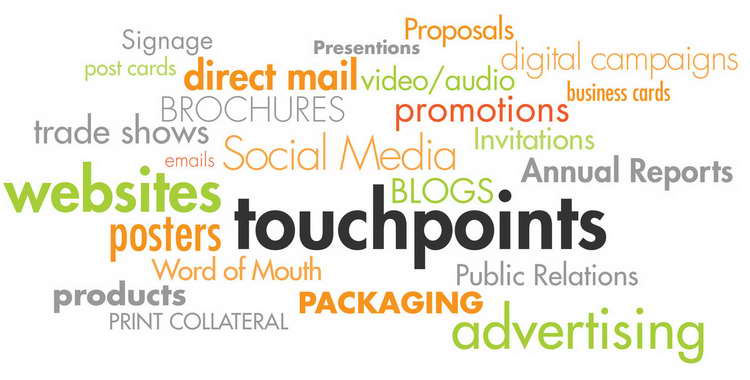 Designing Touchpoints