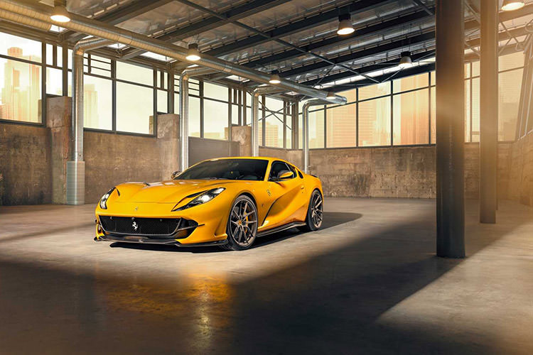 Ferrari 812 Superfast / فراری 812 سوپرفست