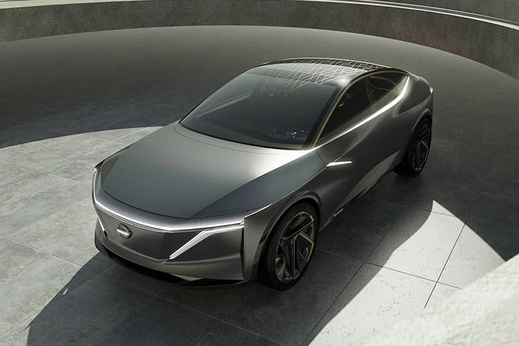 Nissan IMs Concept / مفهومی خودران نیسان