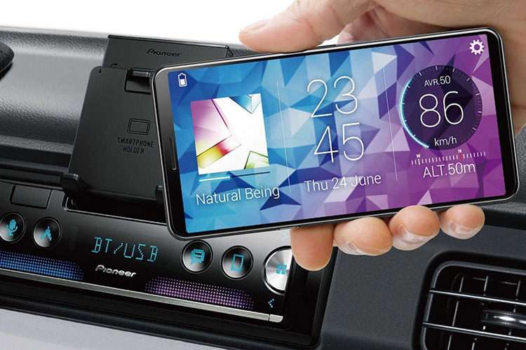 Pioneer Infotainment System /  پایونیر