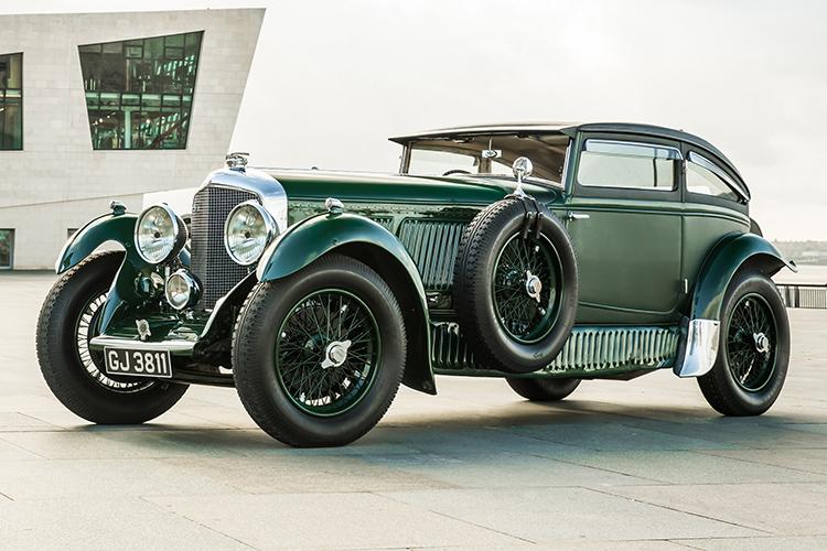Bentley six