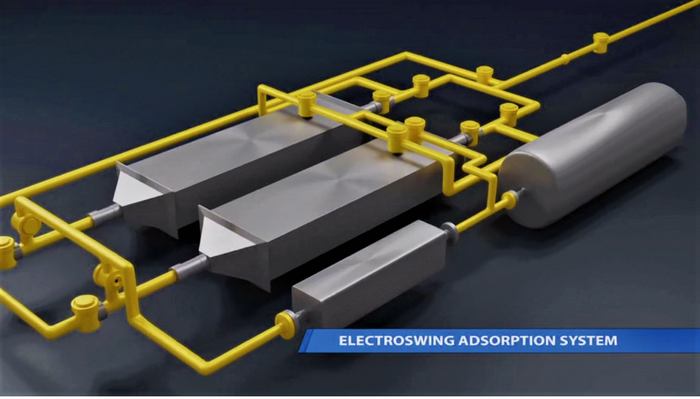 MIT new devise to remove carbon dioxide from the air