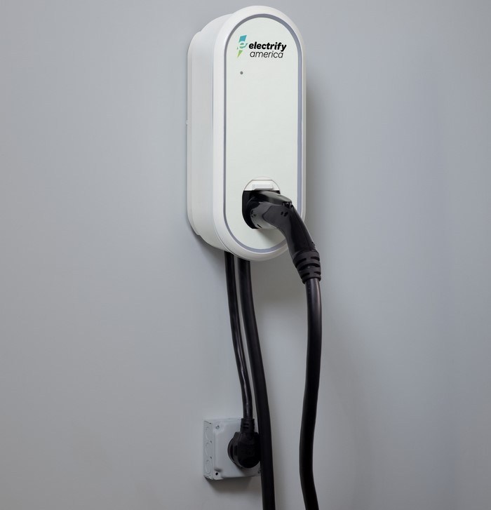 Electrify electric car home charger