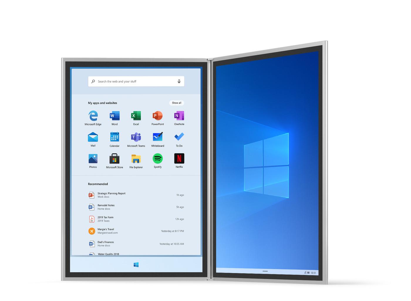 ویندوز 10x / windows 10x