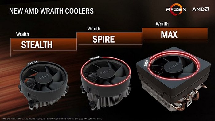 amd intel cooler