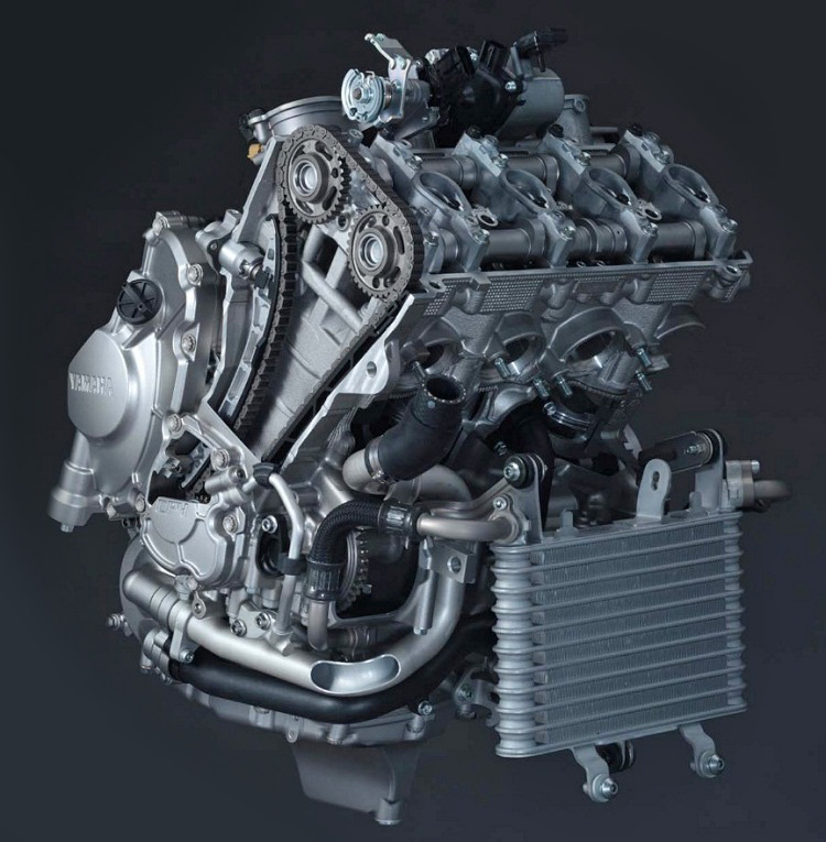 Motogp engine