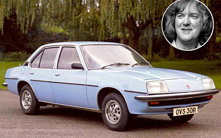 James May - Vauxhall Cavalier Mk1