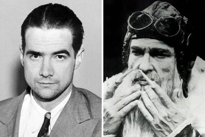 هاوارد هیوز / Howard Hughes