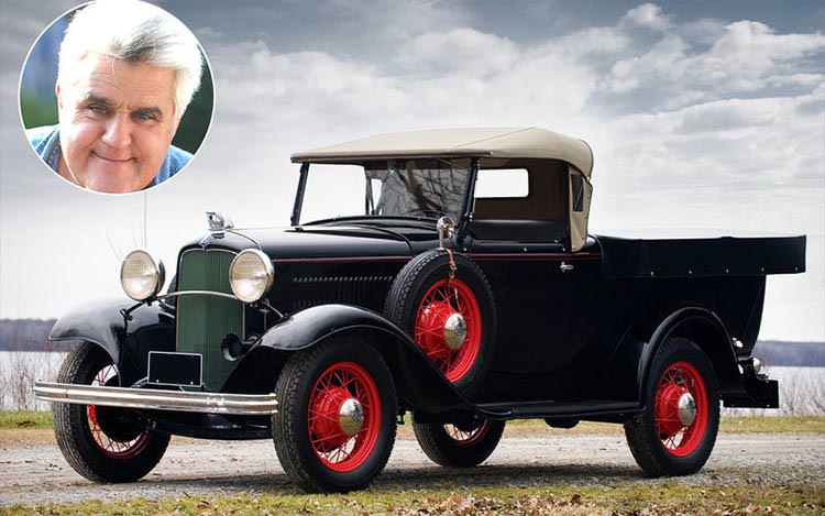 Jay Leno - Ford pick-up