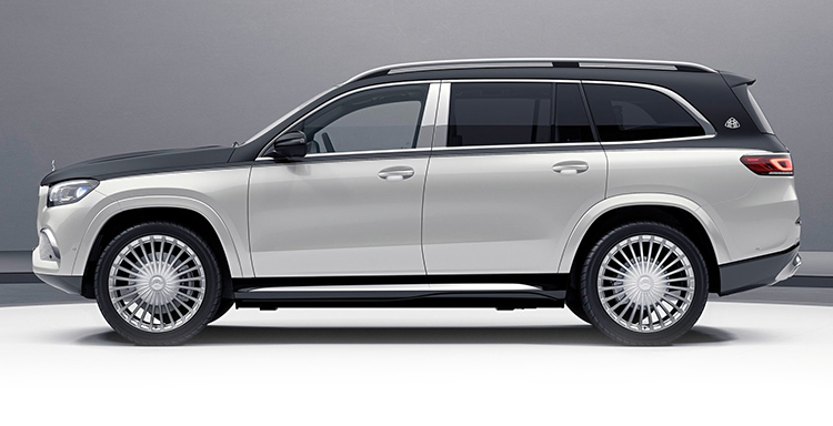 Mercedes-Benz GLS 600 Maybach