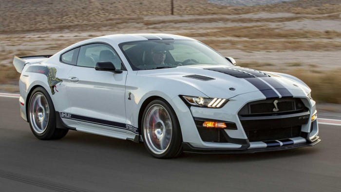 ford shelby gt500 dragon snake