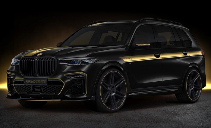 bmw x7 manhart