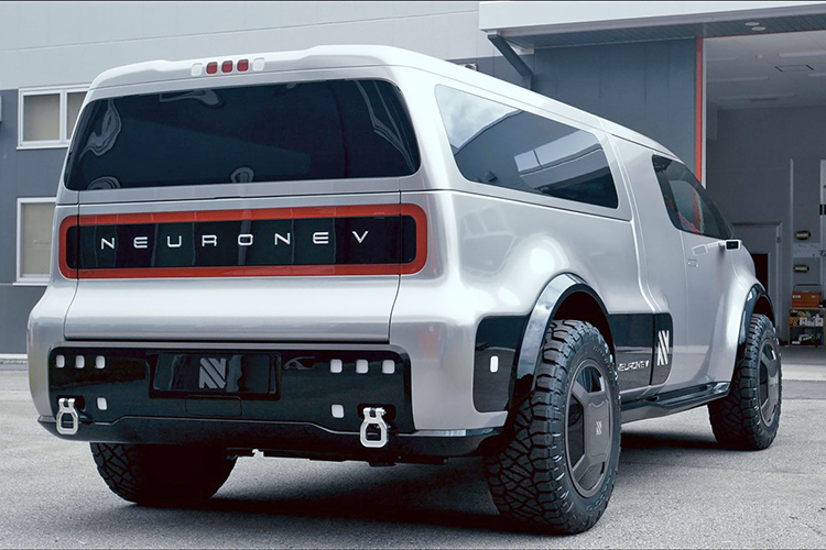 Neuron EV T-One Electric Pickup