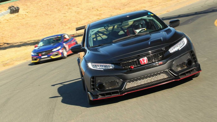 Honda Civic Type R TC