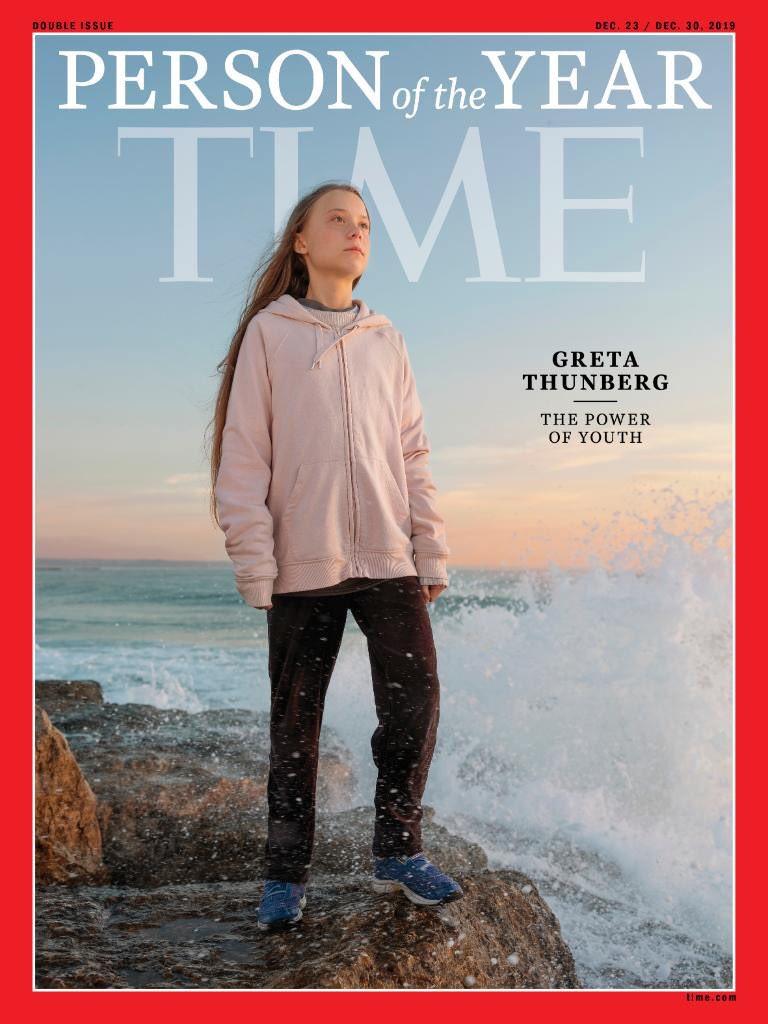 Greta Thunberg / گرتا تونبرگ