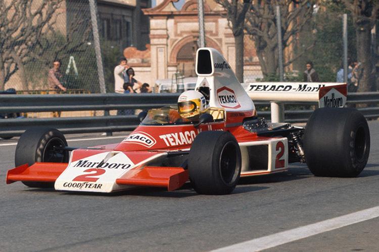 McLaren f1 1974