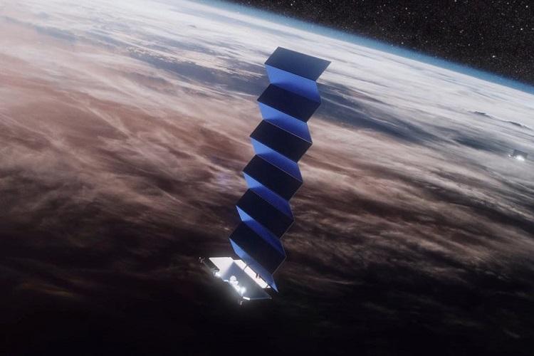 اسپیس ایکس مشکل درخشندگی ماهوارههای استارلینک را رفع میکند
