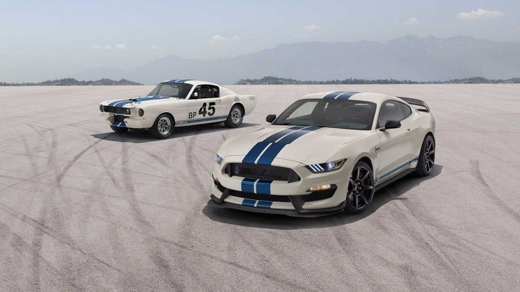 Ford Mustang Shelby GT350/GT350R