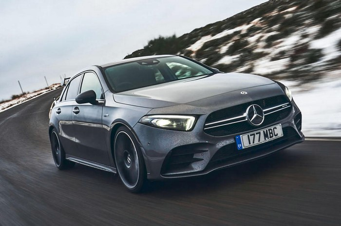 Mercedes-AMG A35 4Matic+