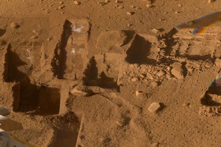 کاوشگر سطحنشین فونیکس ناسا در مریخ