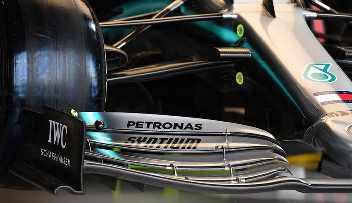 Eight tech tweaks that boosted Mercedes