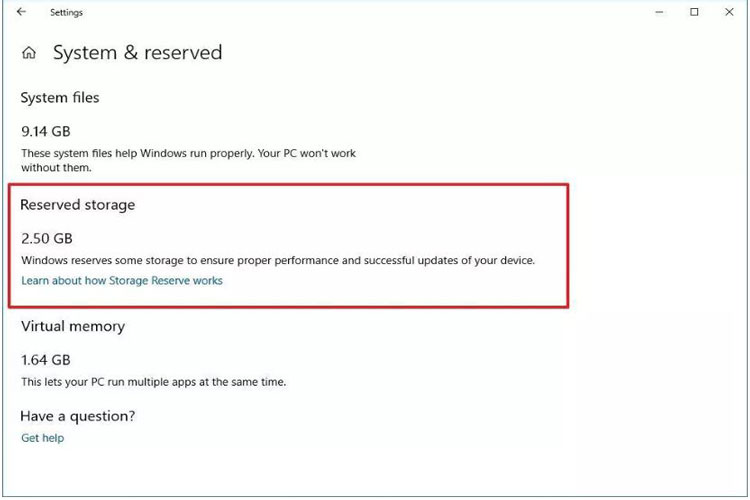 Windows 10 19H1 Update