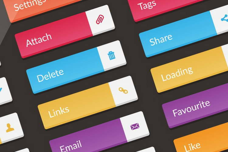designing UX buttons