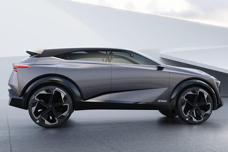 Nissan IMq concept / کراس اور مفهومی نیسان