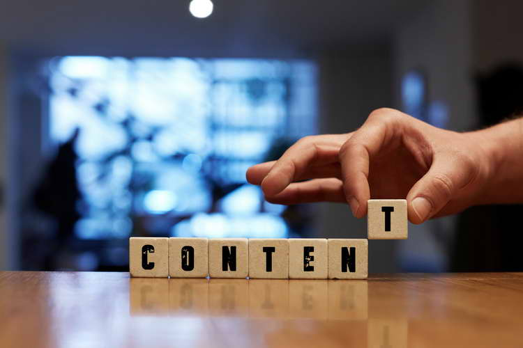 how your buyers consume content