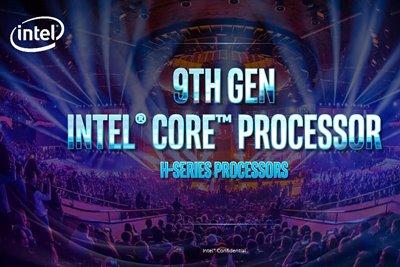 اینتل پردازندههای نسل نهمی Core i9 سری H را برای لپتاپها معرفی کرد