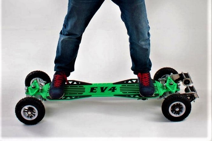 Boardzilla electric skateboard