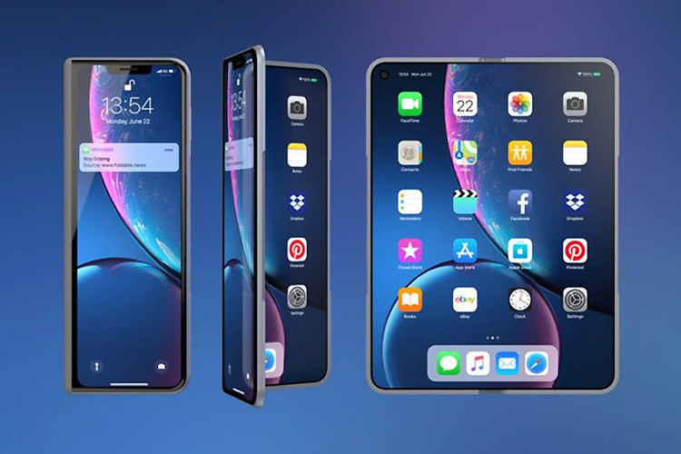 آیفون تاشدنی / Foldable iPhone