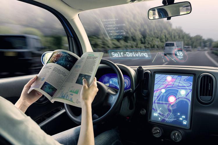 self-driving car / خودرو خودران
