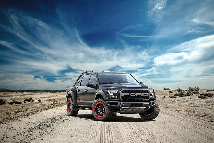 فورد رپتور راش / roush Performance raptor