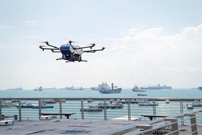 پهپاد Skyways ایرباس با موفقیت آزمایش شد