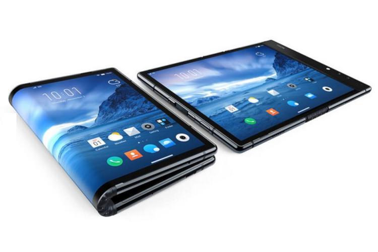 تولیدکننده فکلس پای، اولین گوشی تاشدنی سهم بیشتری از بازار می خواهد
