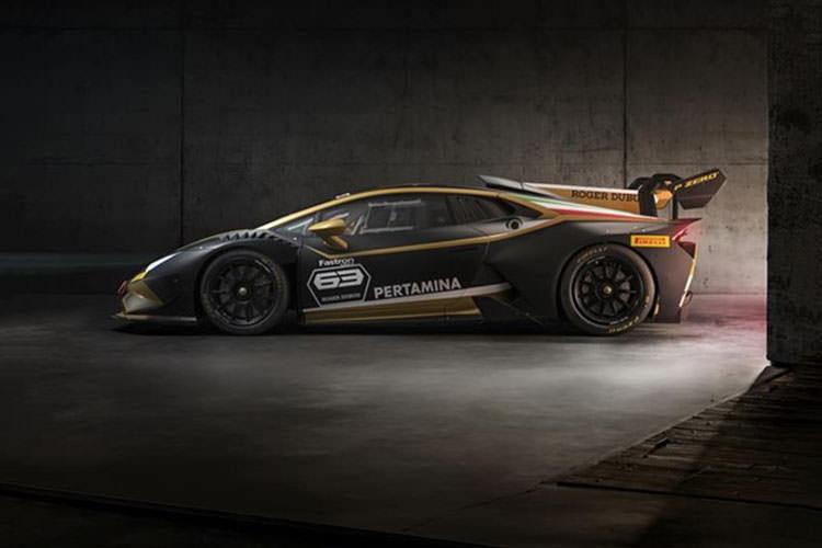 Lamborghini Huracán Super Trofeo Evo Collector / لامبورگینی هوراکان